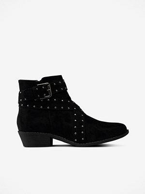 Duffy Boots med små nitar