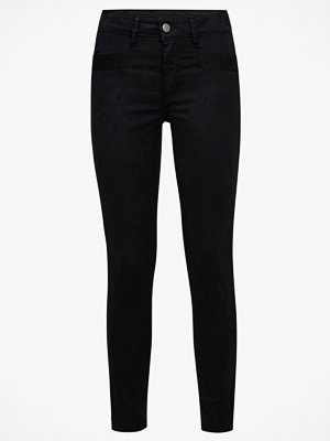 Odd Molly Byxor Night Shift Pant svarta