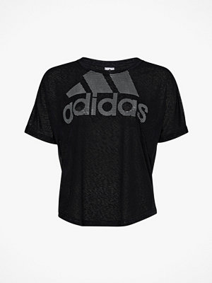 adidas Sport Performance Träningstopp Magic Logo Tee