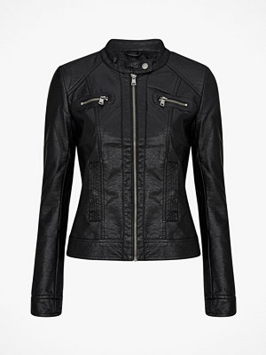 Only Bikerjacka onlBandit Faux Leather Biker