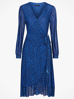 Soaked in Luxury Omlottklänning Ana Wrap Dress