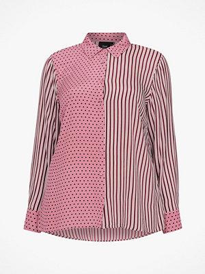 Zizzi Skjorta Mann-Lu L/S