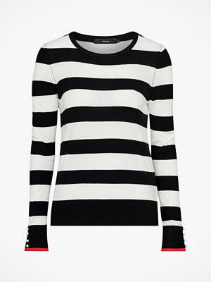 Vero Moda Jumper vmLacole LS O-Neck Button Blouse