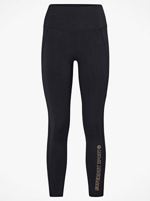 Superdry Träningstights Active Studio 7/8 Leggings