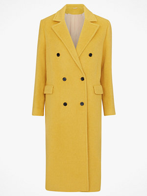 J. Lindeberg Kappa Amaris Fluffy Wool Coat