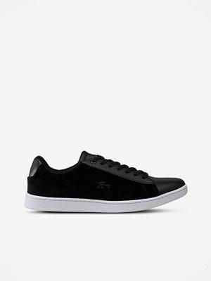 Sneakers & streetskor - Lacoste Sneakers Carnaby Evo 318 i sammet