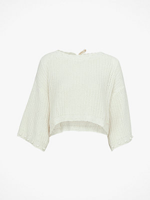 Odd Molly Tröja Good Fellow Short Sweater