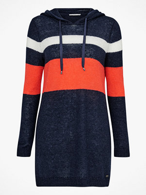Esprit Tröja Striped Hood Sweater