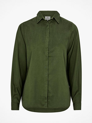 Lexington Skjorta Vanja Lyocell Shirt