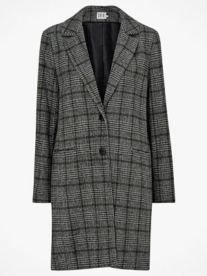 Saint Tropez Kappa Check Coat
