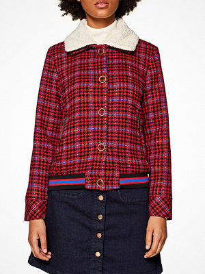 Esprit Jacka Checked Jacket