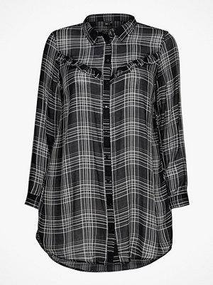 Zizzi Skjorta MCaprice LS Shirt