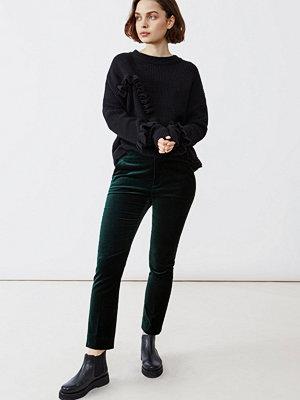 Twist & Tango Sammetsbyxor Bibbi Trousers omönstrade