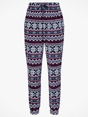 Pyjamas & myskläder - Ellos Pyjamasbyxor Fleece Alexandra