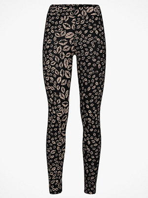 Leggings & tights - Desigual Leggings Kiss Kiss