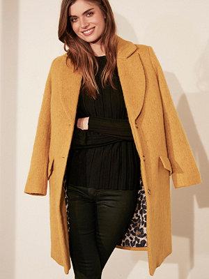 Soaked in Luxury Kappa Denzil Wool Coat