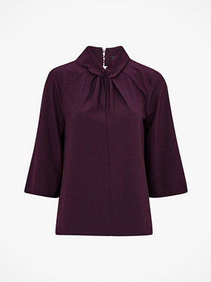 Soaked in Luxury Blus Odetta Blouse
