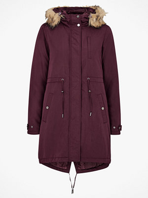 Vila Parkas viTrust Long Parka Jacket