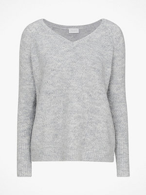 Vila Tröja viPlace V-Neck Knit Top