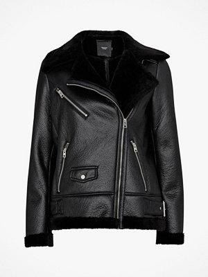 Vero Moda Jacka vmPop Faux Shearling Jacket