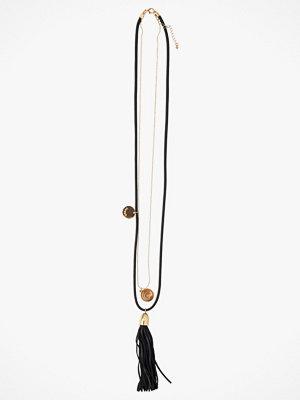 Cream smycke Halsband Syleima Necklace