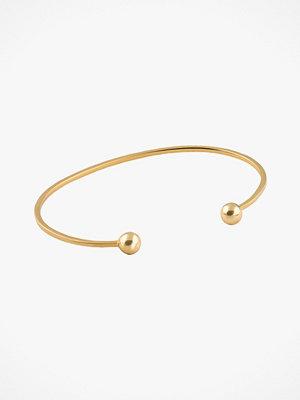 Syster P smycke Armband Strict Plain Bangle Bracelet Ball