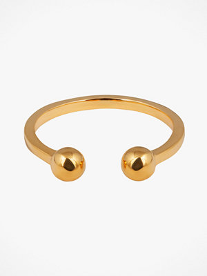 Syster P smycke Ring Strict Plain Ball Ring