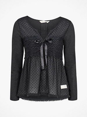 Odd Molly Blus Lace Hug Top