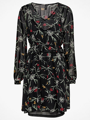 Vero Moda Klänning vmBecca LS Short V-Neck Dress