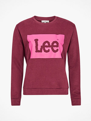 Lee Sweatshirt Logo Sws