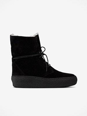 Boots & kängor - Emma Mockaboots med varmfoder