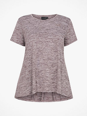 Zizzi Träningstopp AFrancisco Drop S/S Blouse