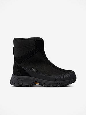 Polecat Boots Vibram® Arctic Grip med bra grepp på hal, våt is.