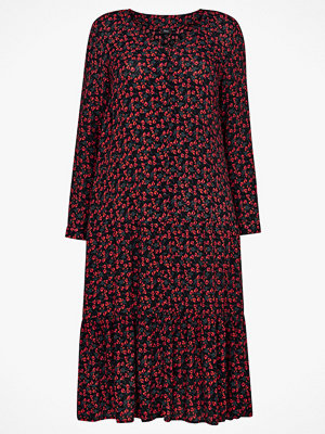 Zizzi Klänning MHelen L/S Dress