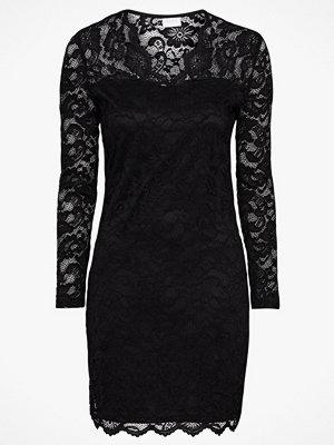 Vila Spetsklänning viLacey L/S Midi Dress