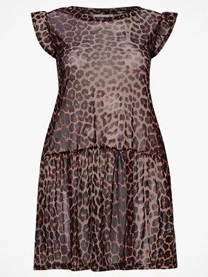 Only Carmakoma Tunika carMesh Leopard Dress