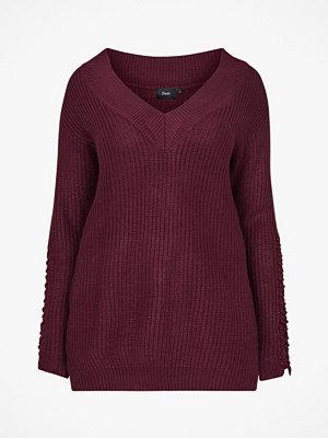 Zizzi Tröja MCama L/S Pullover