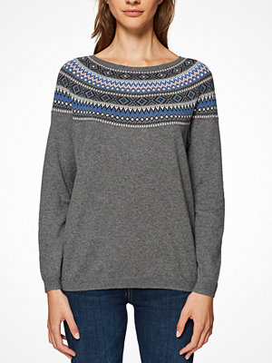 Esprit Tröja Jacquard Sweater