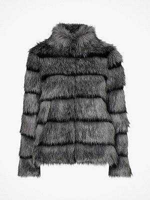 Vero Moda Fuskpäls vmLuxus Short Faux Fur Jacket