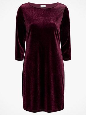 Vila Sammetsklänning viSienna Dress