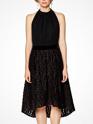 Esprit Klänning Textured Bumout Dress
