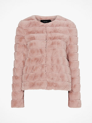 Vero Moda Fuskpäls vmAvenue Faux Fur Short Jacket