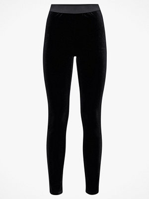 Leggings & tights - Vila Sammetsleggings viNoa HW 7/8 Velvet