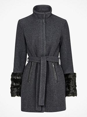 Vero Moda Jacka vmPrato Fur 3/4 Wool Jacket