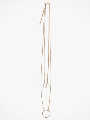 Pieces smycke Halsband pcTalia Combi Necklace