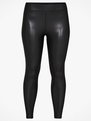 Leggings & tights - Only Carmakoma Leggings carTime PU