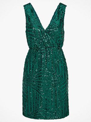 Vila Paljettklänning viMikka S/L Dress