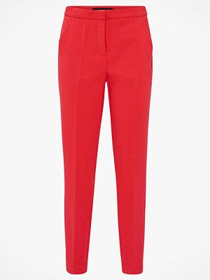 Vero Moda Byxor vmAnna NW Pants LCS röda