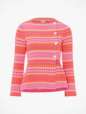 Jumperfabriken Cardigan Siv Cotton