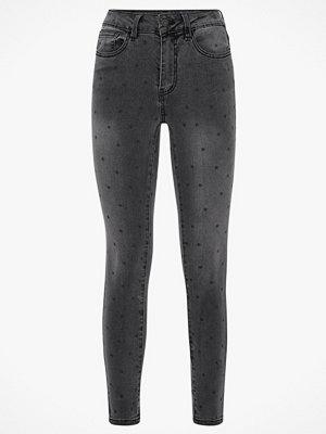 Vila Jeans viCommit RW 7/8 Star Jeans